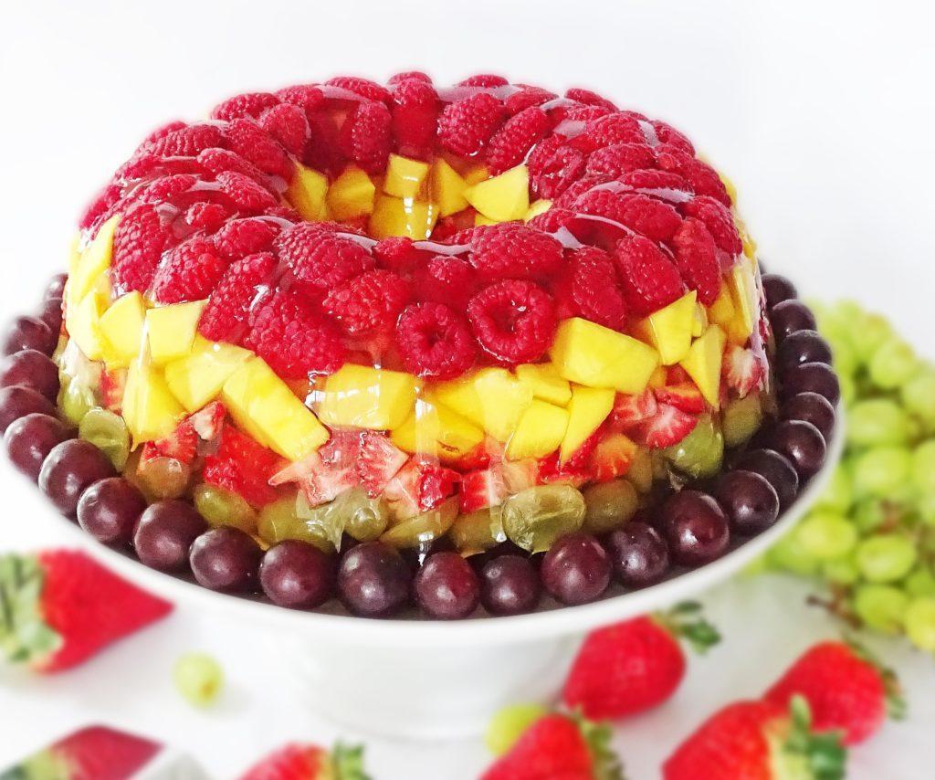десерты с фруктами рецепты