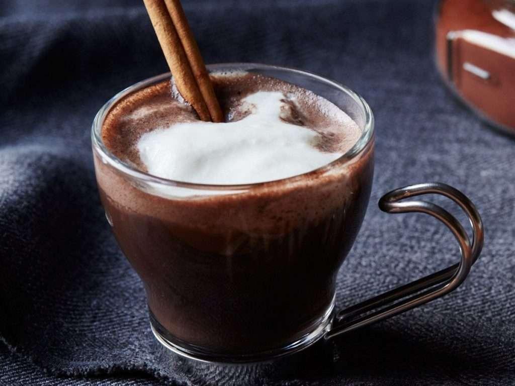 Как сделать горячий шоколад в домашних фото 443