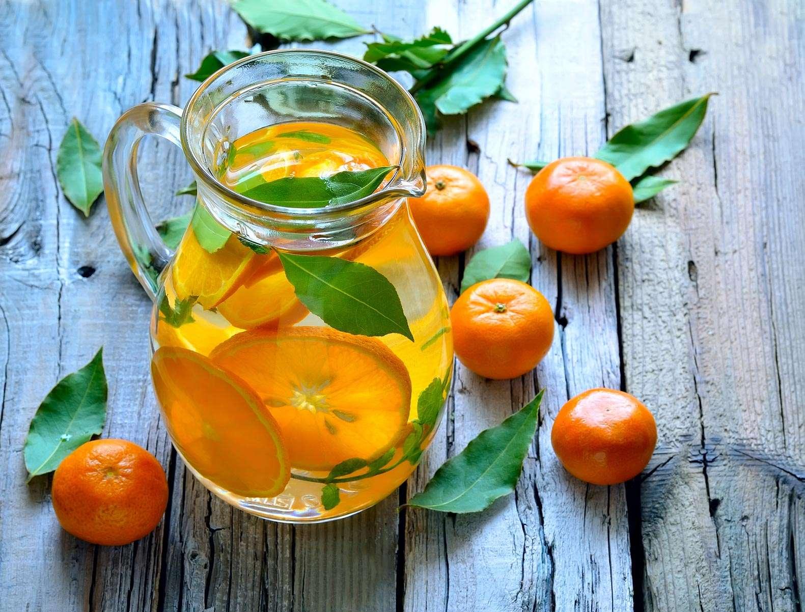апельсиновый компот рецепт с фото сил затрат для