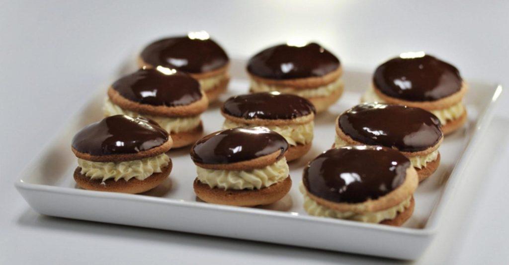 десерт буше рецепт с фото икру