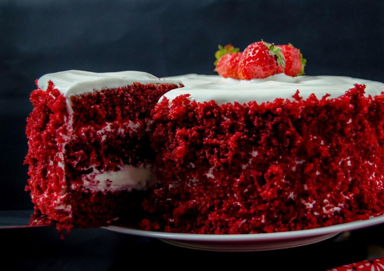 бархатный торт рецепт с фото праздничных картинок днем