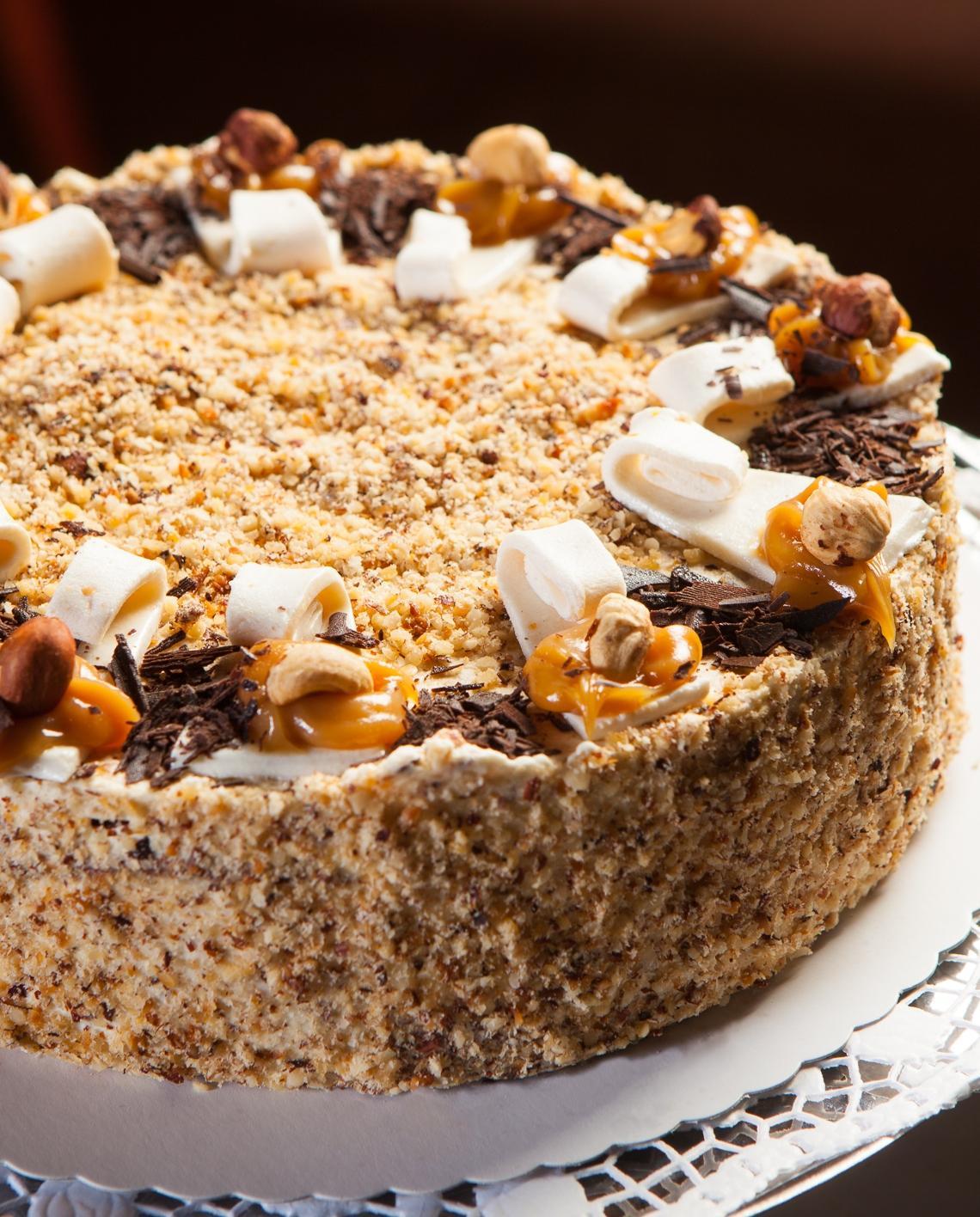 Ореховые торты рецепты с фото страхи подогреваются