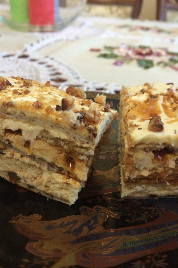 Рецепт торта египетский с фото