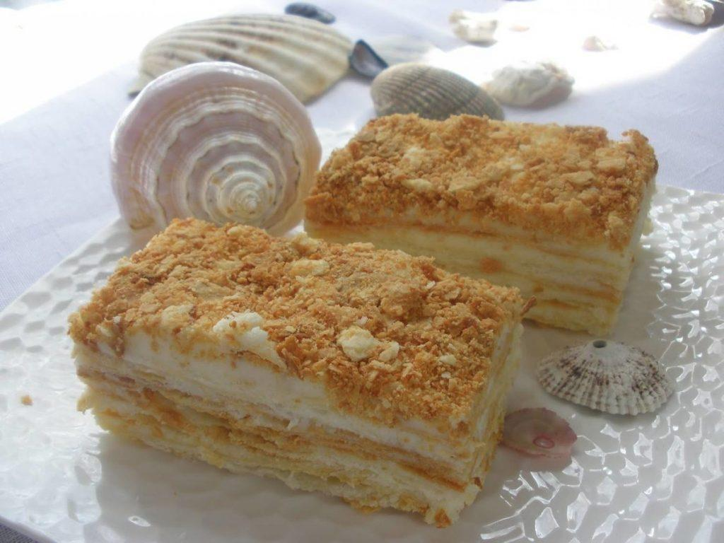Пирожное римское рецепт с фото