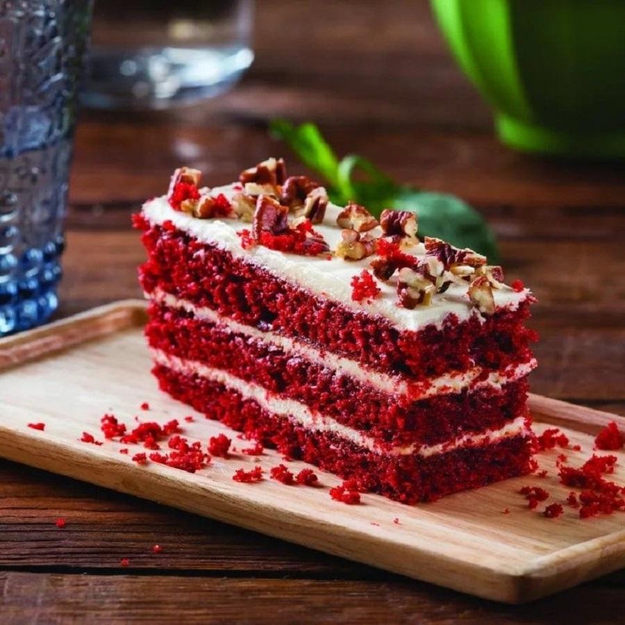 рецепт торта красный бархат с картинками прекрасное грациозное