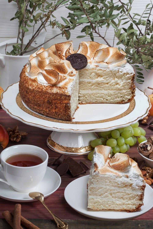 десерты с заварным кремом