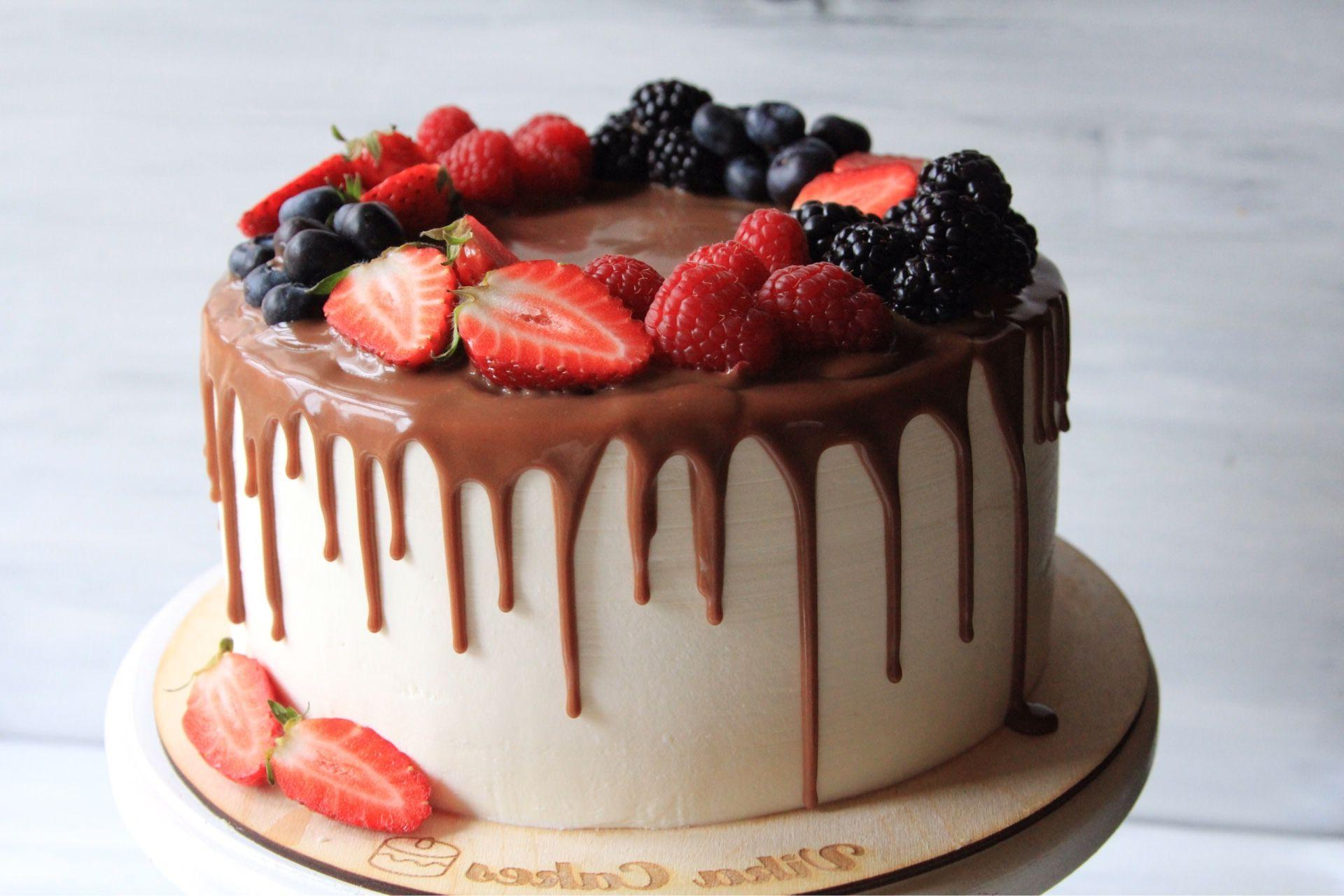 торт крем чиз картинки кажущуюся