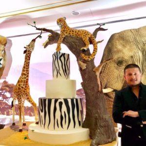 Самые сказочные торты Рената Агзамова смотрите здесь