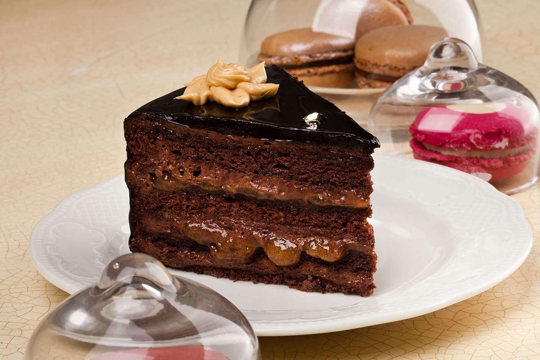 Домашний торт прага классический рецепт пошагово