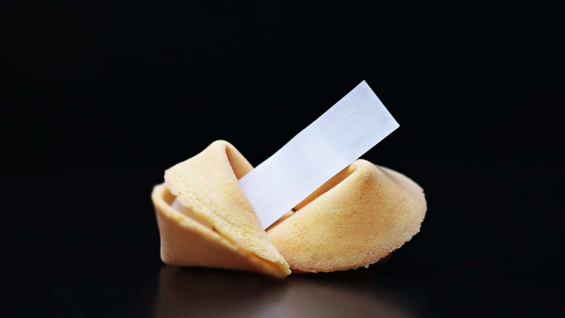 Печенье с предсказаниями пошаговый рецепт