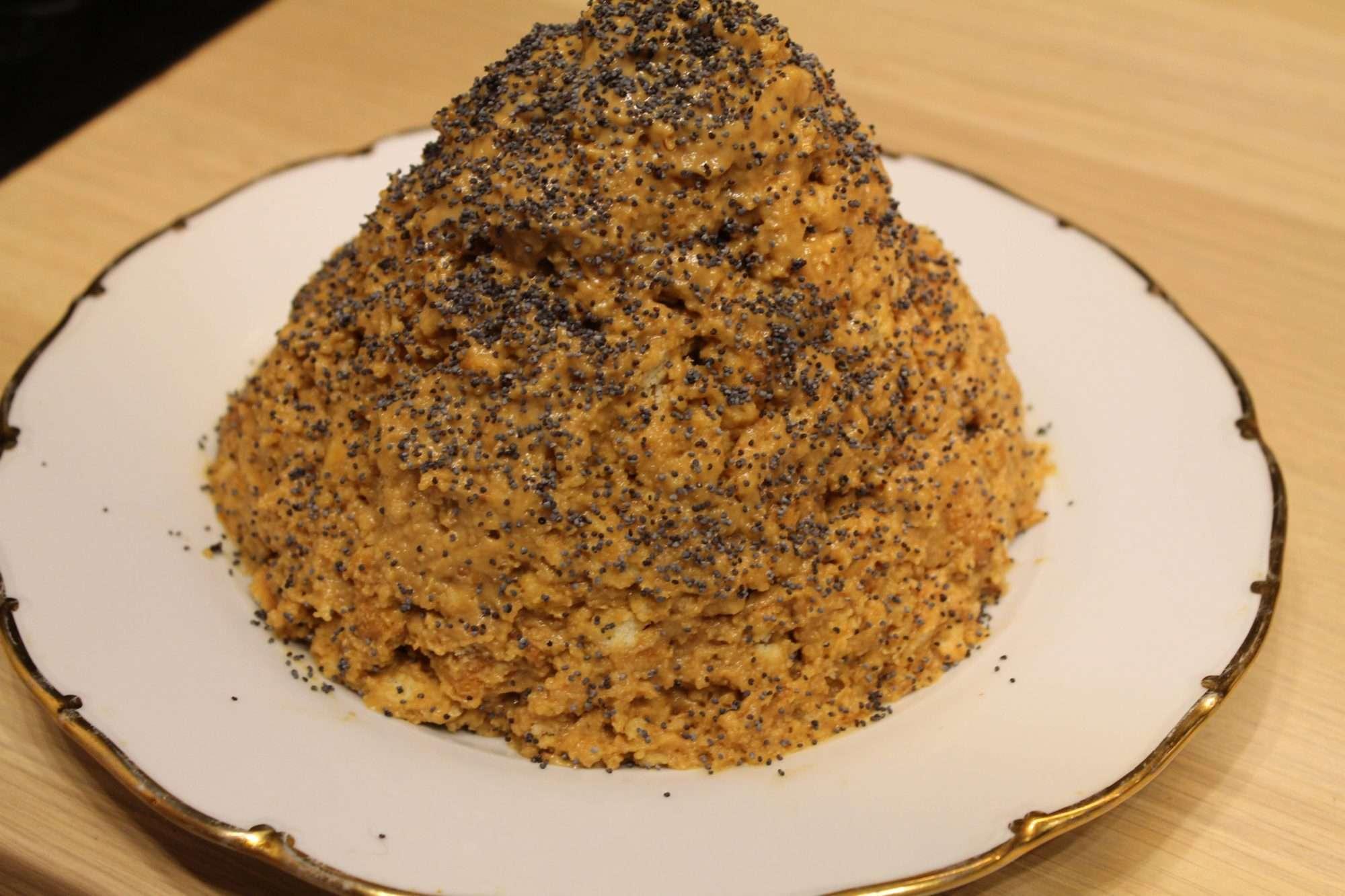 Вкусный муравейник рецепт пошагово классический